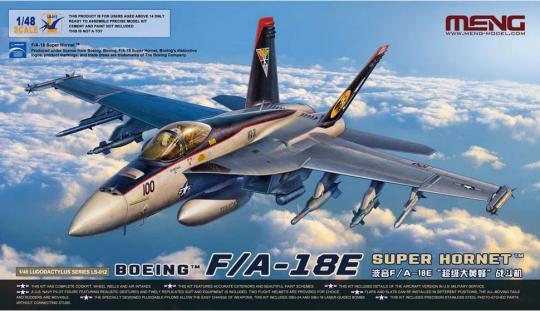 1/48 F/A-18E Super Hornet
