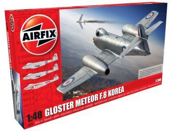 Gloster Meteor F8,Korean War