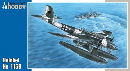 Heinkel He 115 B