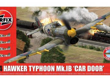 Hawker Typhoon 1B-Car Door (plus extra Luftwaffe scheme)