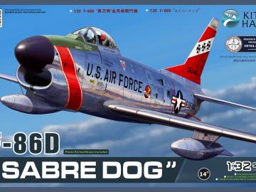 North American F-86D Sabre Dog