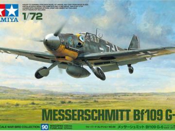 Bf-109 G-6 Messerschmitt