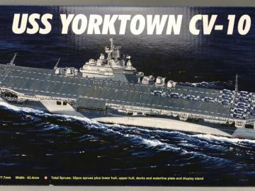Flugzeugträger USS Yorktown CV-10