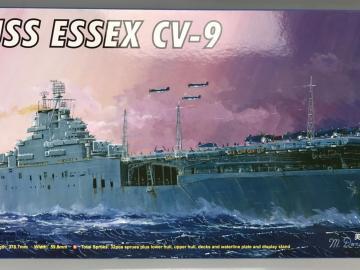 Flugzeugträger USS ESSEX CV-9