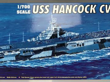 Flugzeugträger USS HANCOCK CV-19