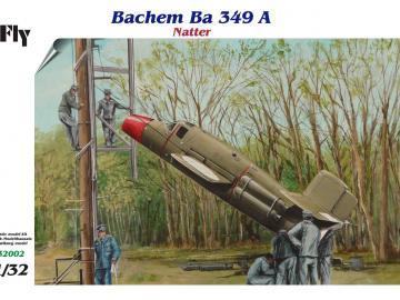 Bachem Ba 349 A Natter