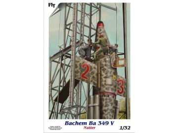 Bachem Ba 349 V Natter