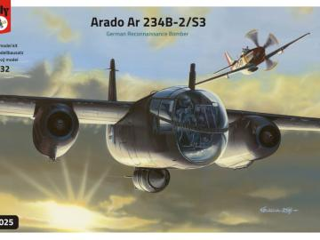 Arado Ar 234 B-2 and S3