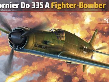 Dornier 335A Flighter-Bomber