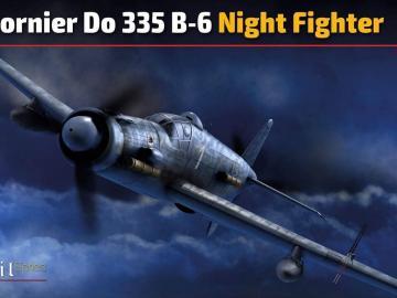 Do335 B-6 Night fighter