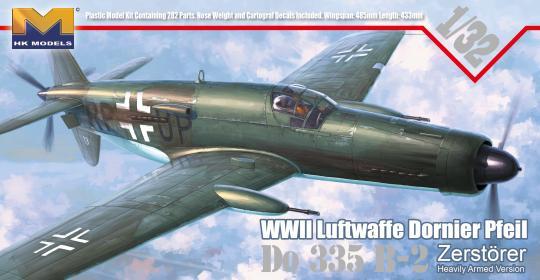 Dornier 335B-2 Zerstorer