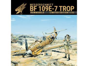Messerschmitt Bf 109E-7 Trop 1/32 - Limited Edition -