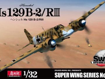 Hs 129 B-2/RIII