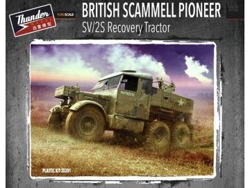 Scammel Pioneer  SV2S recovery  tractor