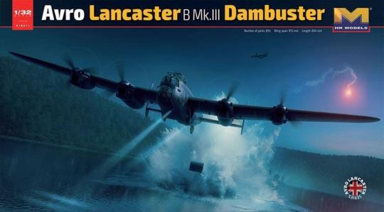 Avro Lancaster B.Mk.III Dambuster