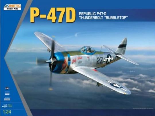 P-47D Thunderbolt Bubble Top