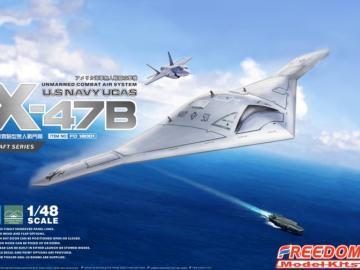 1/48 U.S NAVY UCAS X-47B