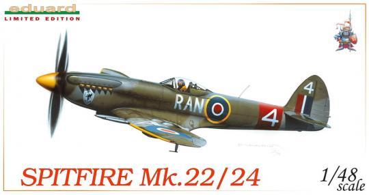 Spitfire Mk.22/ Mk.24