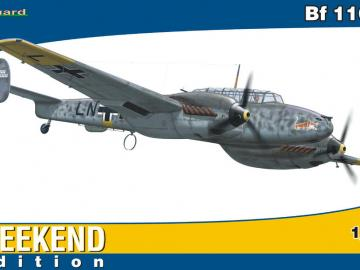 Bf 110E Weekend edition
