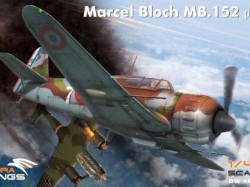 Marcel Bloch MB.152C.1.