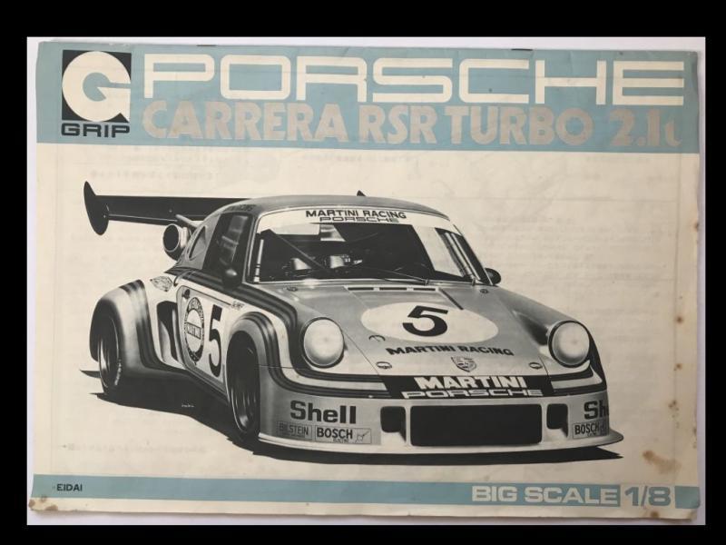 Porsche Carrera RSR Turbo 2.1l