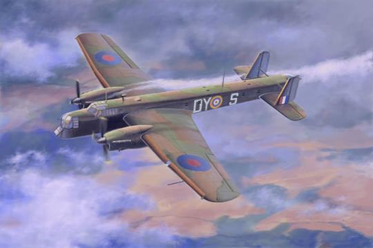 Armstrong Whitworth Whitley Mk V