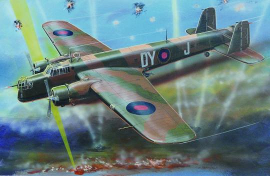 Armstrong Whitworth Whitley Mk III