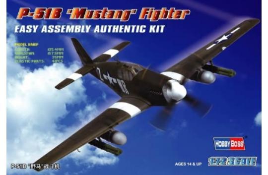 P-51B Mustang Fighter