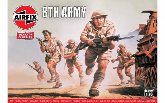 WWII British 8th Army
