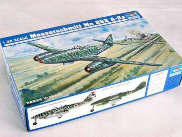 Messerschmitt Me 262 A-2a