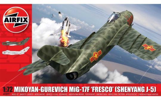 Mikoyan-Gurevich MiG-17 Fresco