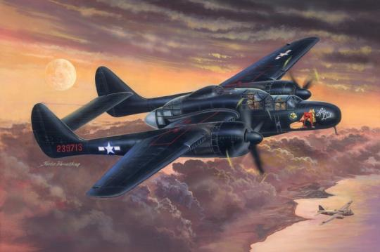 P-61B Black Widow