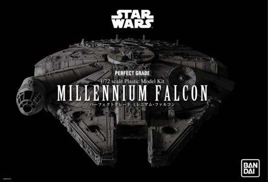 Star Wars: A New Hope Millennium Falcon Perfect Grade