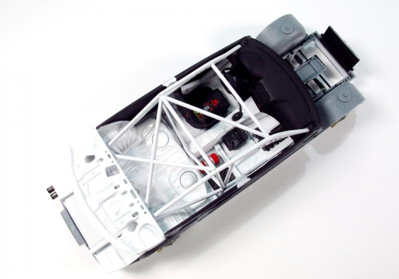 BMW 320i E46 Super Production DTCC 2001 Winner