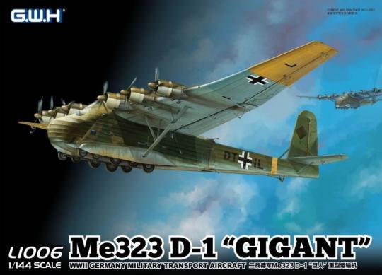 """Me 323 D-1 """"Gigant"""""""