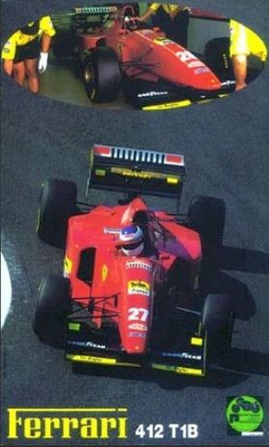 Ferrari 412 T1B