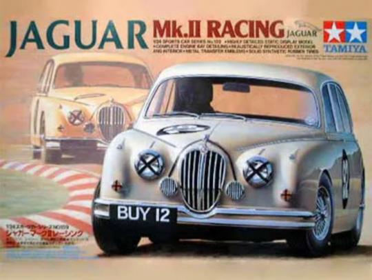 Jaguar Mk.II Racing