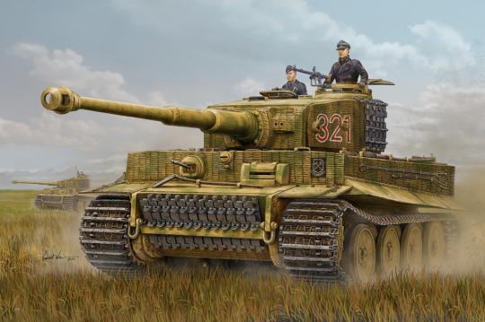 Pz.Kpfw. VI Tiger I
