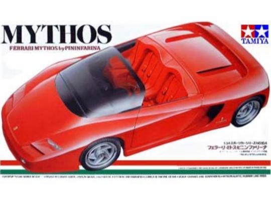 Ferrari Mythos by Pininfarina