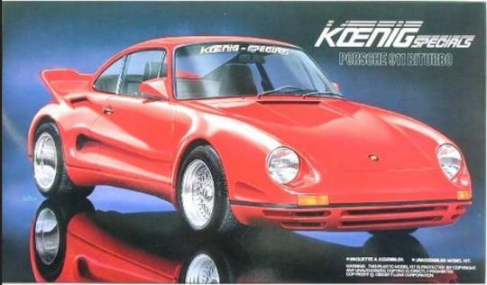 Koenig Specials Porsche 911 BiTurbo
