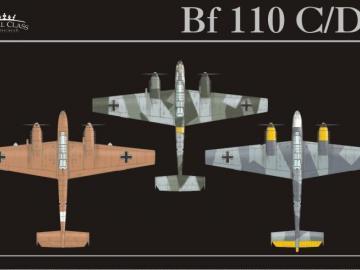 Messerschmitt Bf110C/D/E