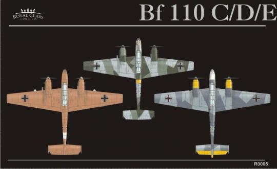 Bf 110 Royal Class
