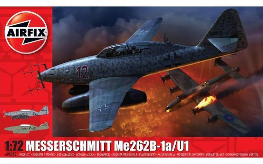 Messerschmitt Me262-B1a