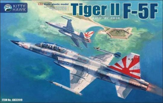 Tiger II F-5F