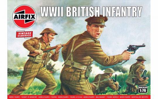 WWII British Infantry N. Europe